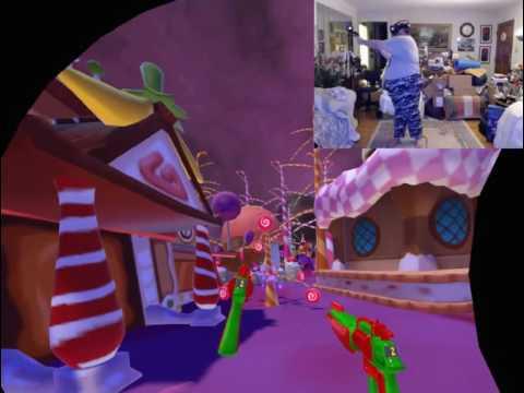 Candy Kingdom Beta on HTC Vive |