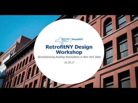 RetrofitNY Design Workshop - 10-30-2017 - Full Event