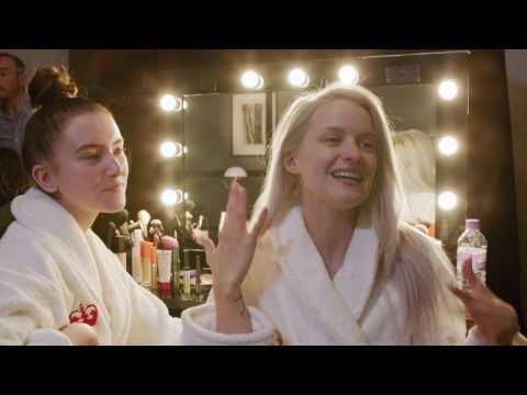 Rimmel Road Trip featuring InTheFrow & Hannah Renee in Manchester | Behind the scenes