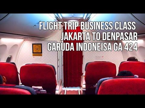 Flight Trip Business Class to Bali | Garuda Indonesia