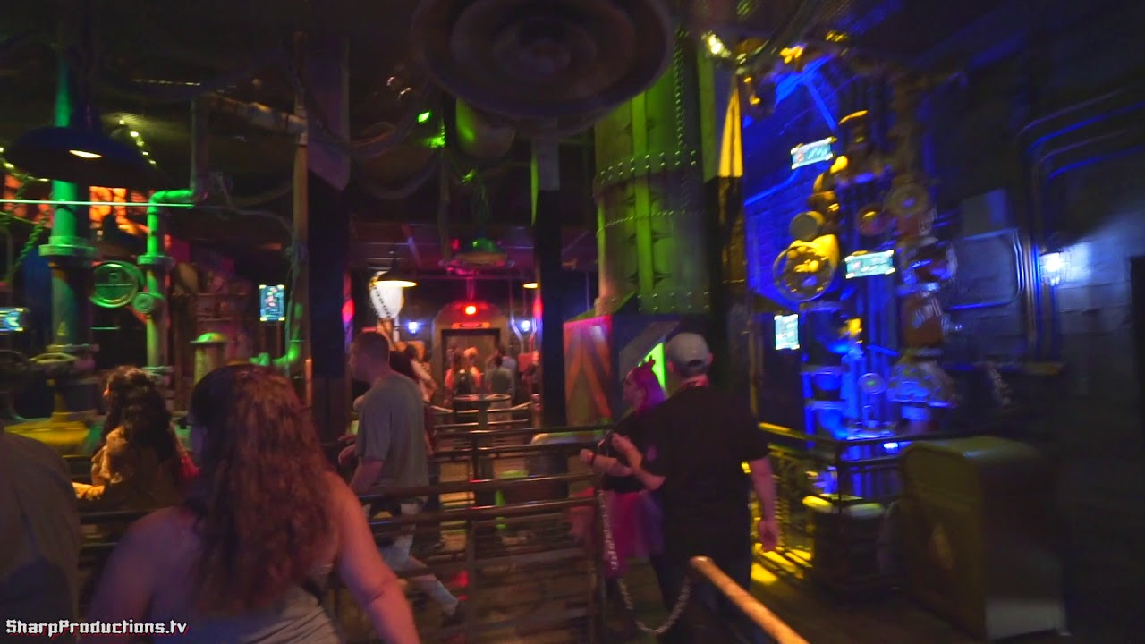 Guardians of the Galaxy - Mission: BREAKOUT! at Disney California Adventure Park