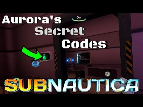 aurora codes let 39 s play subnautica ep 5 full release youtube. Black Bedroom Furniture Sets. Home Design Ideas
