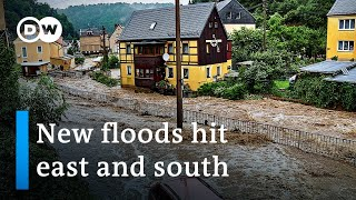 Floods in Europe kill nearly 200 with over 1,000 still missing | DW News