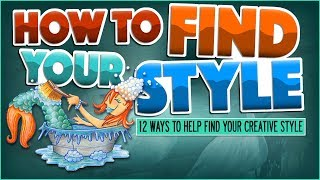 How to Find Your STYLE // 12 Ways to Help Find Your Creative Voice
