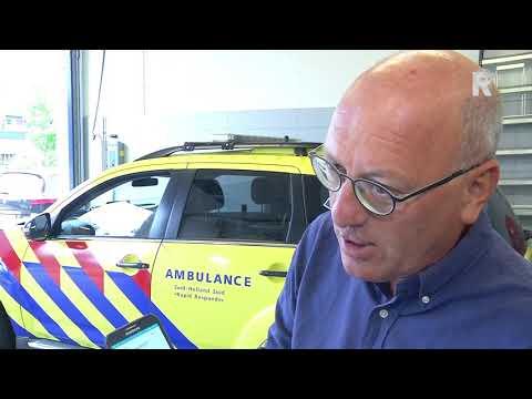 Ambulancedienst gaat werken met tolken-app