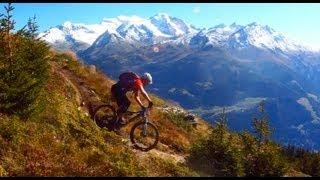 MTB Verbier Swiss Alps 2012