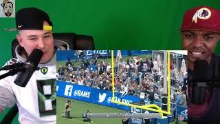 Rams vs Texans | Reaction | NFL Week 10 Game Highlights