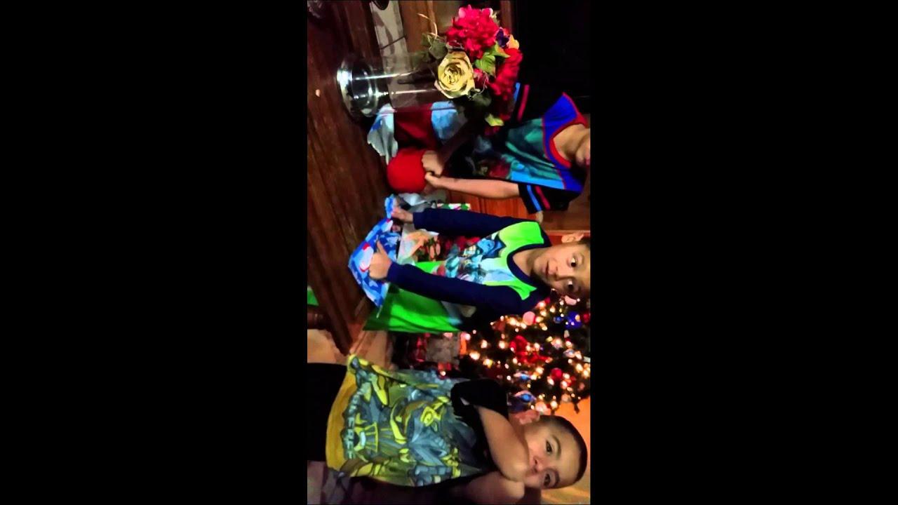Kids get Coal for Christmas - YouTube