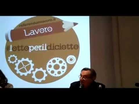 Intervista ad Umberto Romagnoli - Rimini 27/11/2012