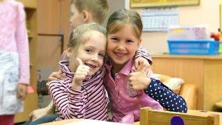 Один день в детском саду  позитивное детство