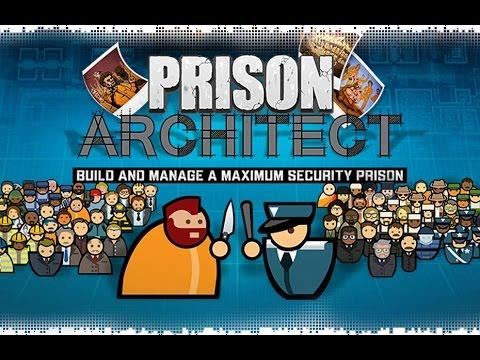 Non ci capiamo NULLA! Prison Architect! E1
