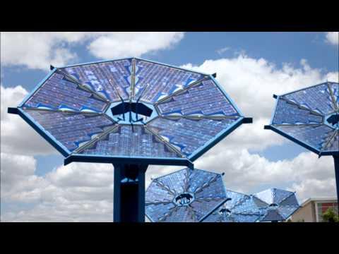 Texas Professor Has Bright Ideas for  Solar Power