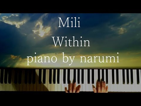 Mili - Within / Piano Cover By Narumi ピアノカバー(Goblin Slayer Episode 12 Insert Song) 弾いてみた
