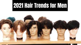 Men's Hair Trends 2021 - TheSalonGuy