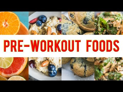 Pre-Workout Nutrition - DO's & DON'Ts to Build Muscle & Lose Fat