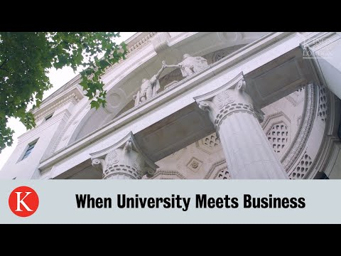 King's Business School | When University Meets Business