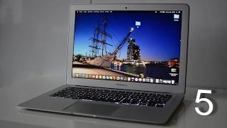 Meine 5 Lieblingsfunktionen vom Macbook Air/MacOS (Deutsch)