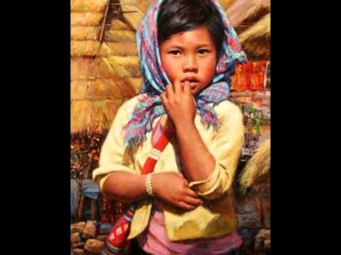 Mind Blowing Children Paintings by Chinese Artist Barry Yang! A must See