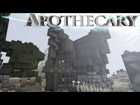 Apothecary - Lets build - Whaling Town - 18