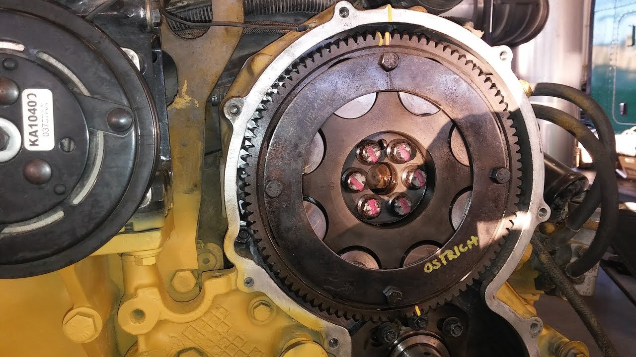 3406 and c15 cam gear removal, timing, and install  cam gear timing