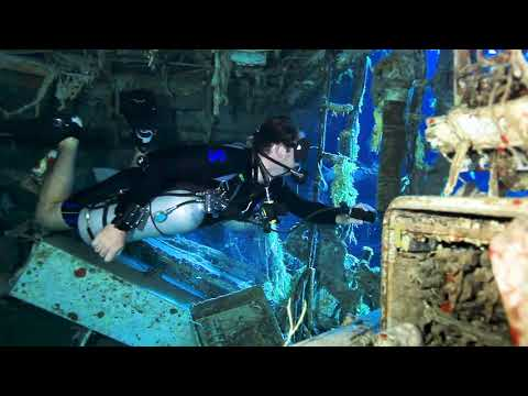 Cayman Islands: Tibbetts Wreck Cayman Brac