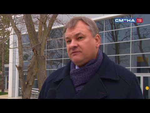Интервью первого заместителя председателя Городской Думы г. Краснодар Виктора Тимофеева