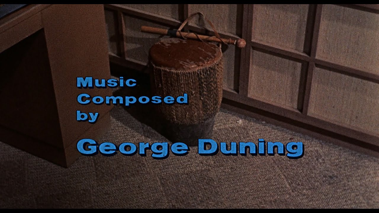 Download George Duning - Bell, Book and Candle (Opening Titles)