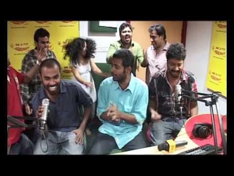 Mirchi Chennai Celebrates its 10th Birthday with the Pista Team!