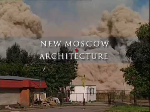 Moscow Architecture by AVP (1st fragment)