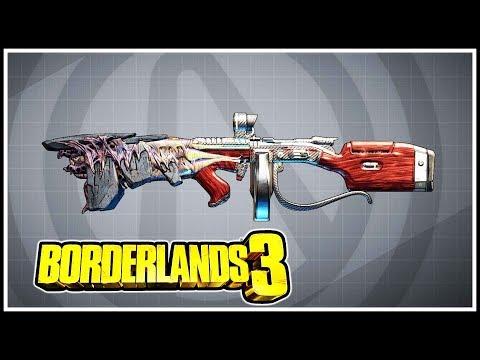 Rowan's Call Borderlands 3 Legendary Showcase
