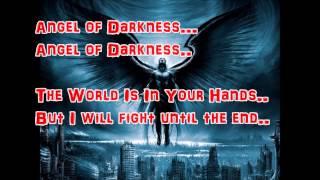 Nightcore- Angel of Darkness lyrics