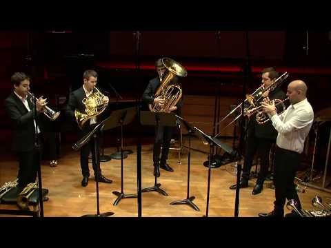 Local Brass Quintet - Paris / Suite impromptu - Lafosse
