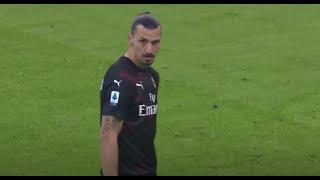 Ibra Cam | Zlatan Ibrahimović Special Focus | AC Milan v Sampdoria