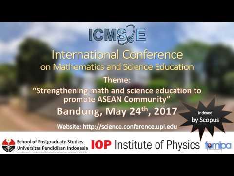 ICMScE 2017