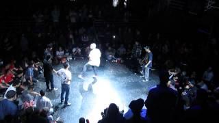 Renegade Rockers 30th Anniversary: Prelims: ILL Soul Seven vs. Deuces Wild
