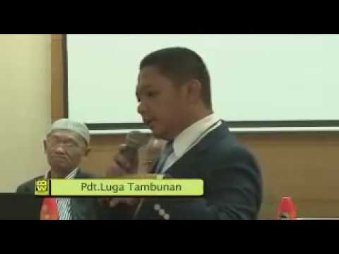 Debat Islam Vs Kristen : Muallaf / Muslim Vs Pendeta (Full Video)