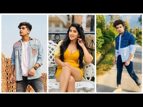 Teen Tigada New Tiktok Video | Sameeksha, Vishal, Bhavin, Awez Darbar, Riyaz |
