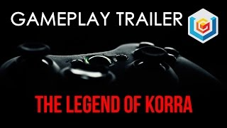 The Legend of Korra Gameplay Trailer PC/PlayStation 3/PlayStation 4/Xbox 360/Xbox One
