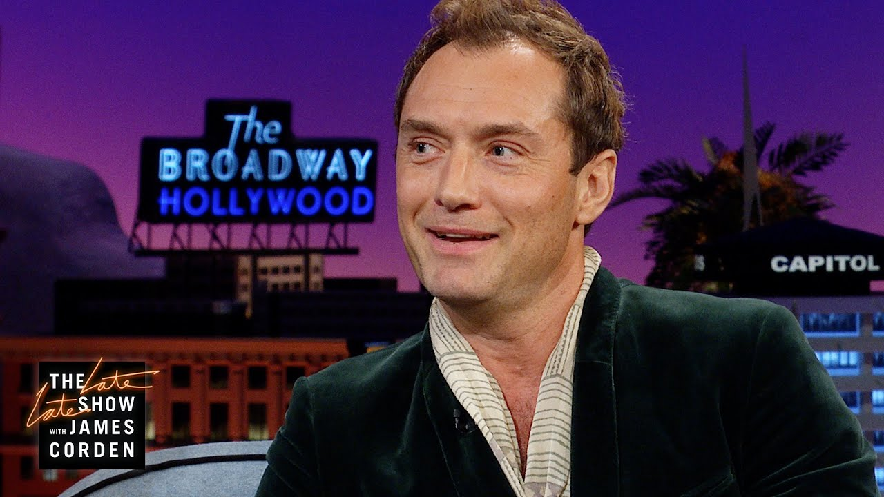 Will Jude Law Reveal His 'Captain Marvel' Name?