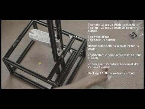 DIY SLA/DLP resin printer Termin8tor part 2