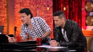 La Voz Kids | Angel, Mónica y Jesús ensayan con su coach Pedro Fernández y Victor Manuelle