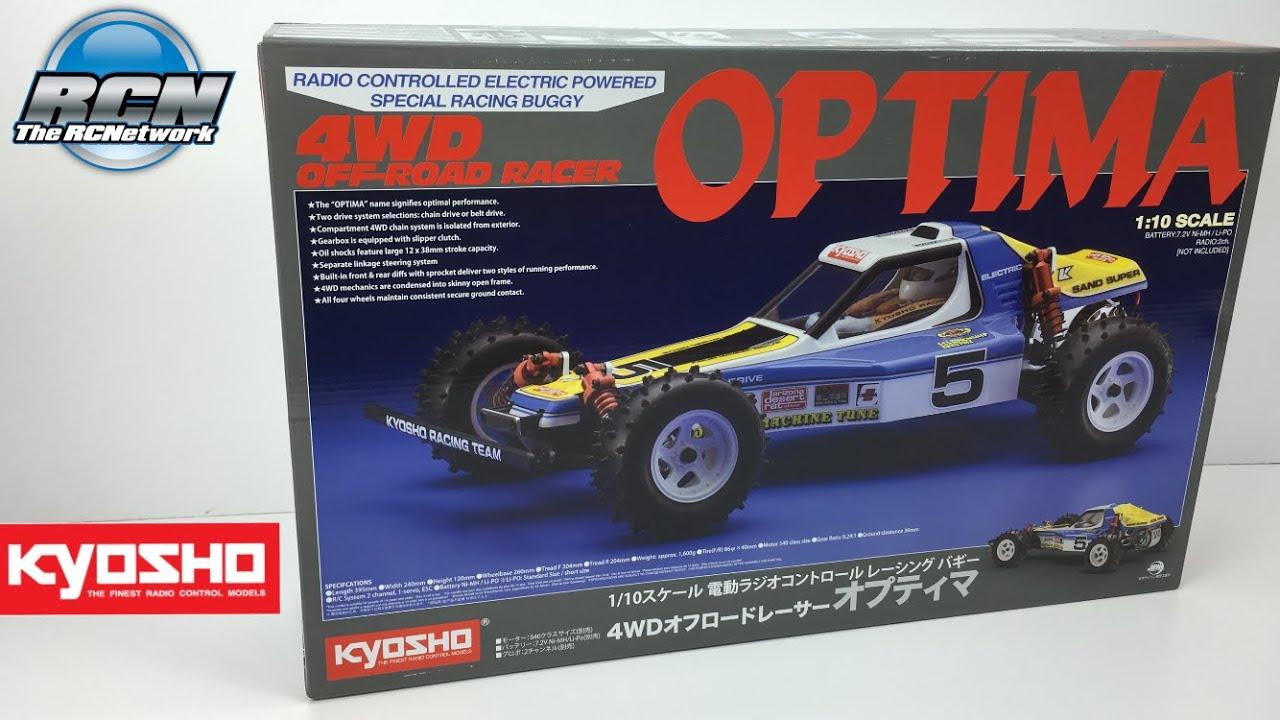 Kyosho Optima 16 RC Sealed Ball Bearing Set R//C