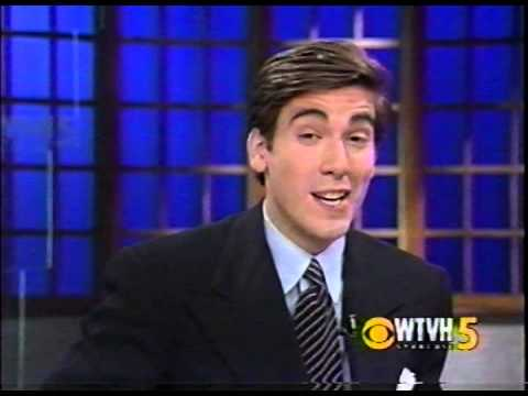 WTVH Channel 5 News Syracuse NY 4/6/98