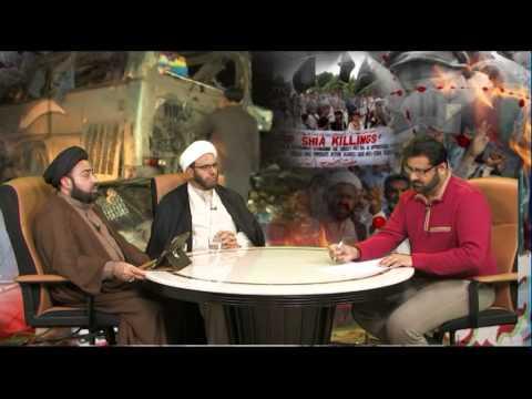 Quetta Shia Killing    Special Live 22 01 14  Hidayat Tv