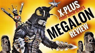 X-Plus Toho 30cm Series Megalon R C Exclusive REV EW