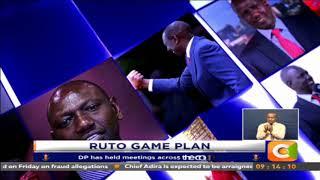 DP Ruto crafts bid to succeed President Kenyatta