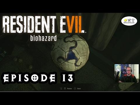 Resident Evil 7: Biohazard Episode 13! Razer Sponsorship inc?! (PS4 Pro)