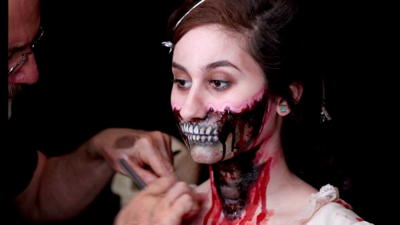 The lazarus effect inspired makeup tutorial youtube.