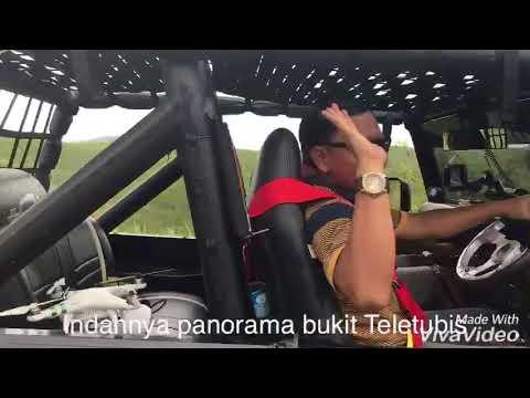 My Jeep 96 adventure @Bukit Teletubis Luwuk Banggai Sulteng
