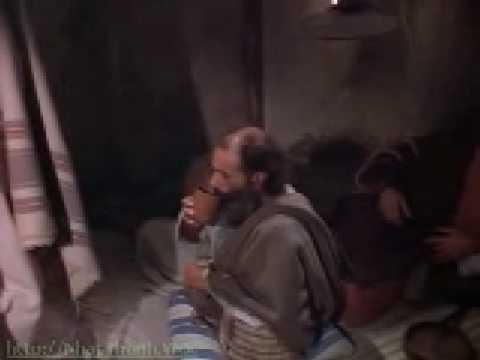 """Phim """"Cuộc đời chúa Jesus"""" chap 9"""